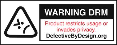 drm warning