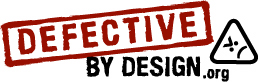 We oppose DRM. | Defective by Design